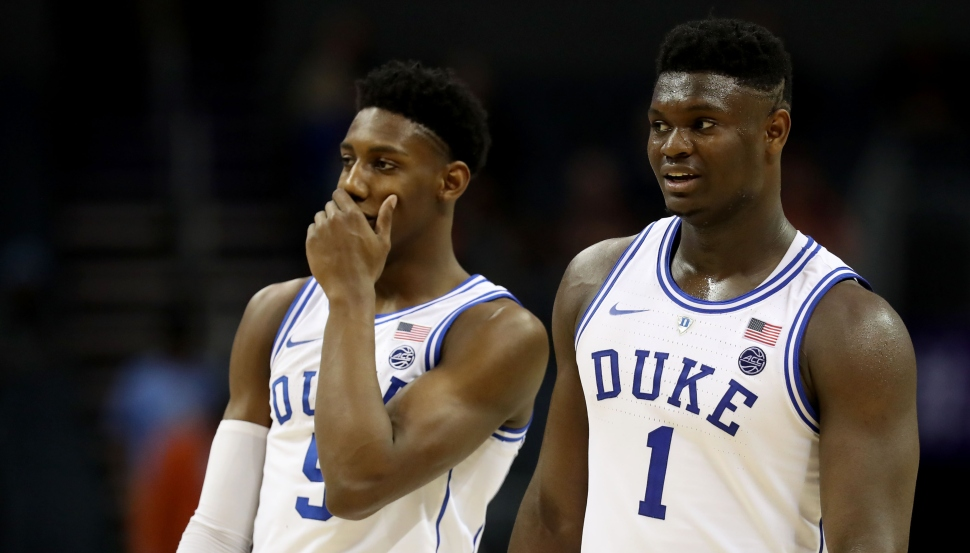 The Five Best NBA Draft Prospects In Each NCAA Tournament Region