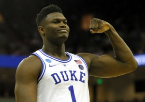 Zion Williamson's Infamous Shoe Blowout May Have Actually Helped Nike Sign Him To A Massive Deal
