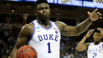Duke Survived Two UCF Game-Winners Rimming Out To Advance To The Sweet 16