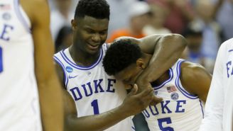 Duke Is Still The NCAA Tournament Betting Favorite, But Virginia's Odds Are On The Rise