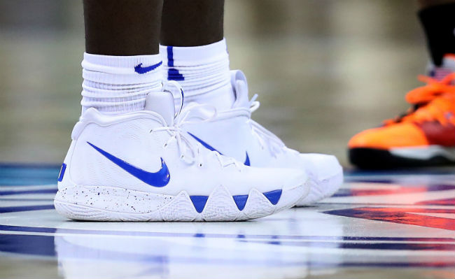 Stronger Shoe For Zion Williamson