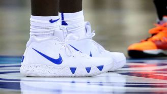 Nike Flew To China (And Durham) To Develop A Stronger Shoe For Zion Williamson