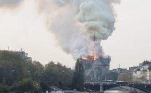 The Notre Dame Cathedral In Paris Is On Fire, And The Photos And Video Are Horrifying