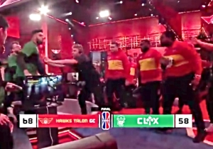 The Hawks And Celtics NBA 2K League Teams Got Into A Postgame Fight
