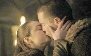 Arya's Shocking Scene With Gendry On 'Game Of Thrones' Had Viewers Freaking Out