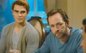 Luke Perry's Upcoming Final Episode Of 'Riverdale' Contains A 'Beautiful Moment'