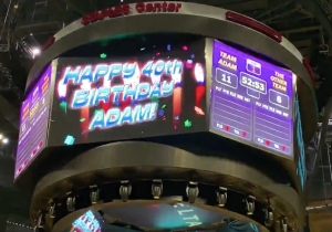 The Lakers' Season Actually Ended With Adam Levine's 40th Birthday Party