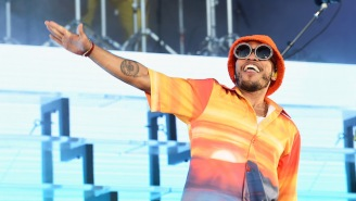 Anderson .Paak Delivered A Smooth, Soulful Performance Of 'Make It Better' On 'Ellen'