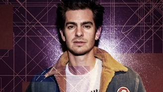 Andrew Garfield Is Here For Your Conspiracy Theories
