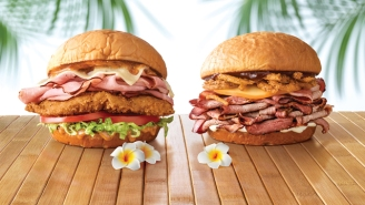 Arby's Wants To Fly You To Honolulu For $6 To Try Their New Sandwiches