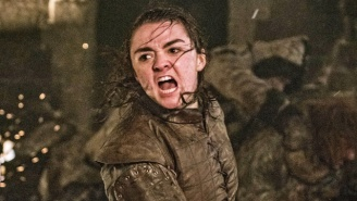 Arya's 'Game Of Thrones' Fight Moves Are Even More Impressive With A Look At The Rehearsal Footage