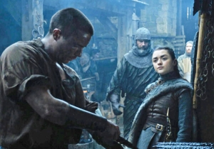 Maisie Williams Has Opened Up Over Arya's Surprising Gendry Scene That Prompted An HBO Clarification