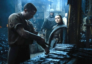 Maisie Williams Pointed Out The Most Awkward Thing About Arya's Surprising 'Game Of Thrones' Scene