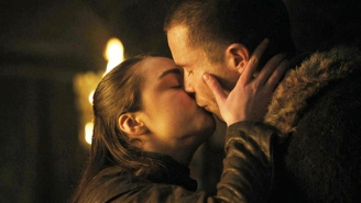 How Arya And Gendry Fulfilled A Promise 'Game Of Thrones' Made Seven Years Ago