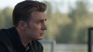 Chris Evans Says There's Another Avenger He Would Have Loved To Have Played (Except He Hates The Mask)