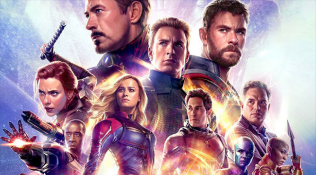 Avengers Endgame Cast Has Made An Insane Amount Of Money In 2019