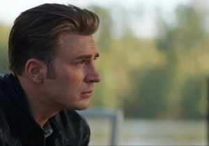 Chris Evans Shares A Behind-The-Scenes Look At One Of His Final 'Avengers: Endgame' Scenes