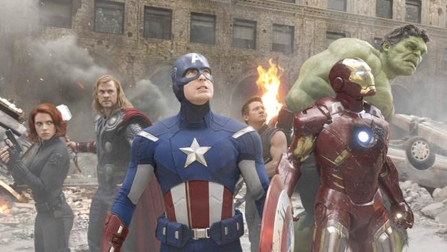 avengers ranked