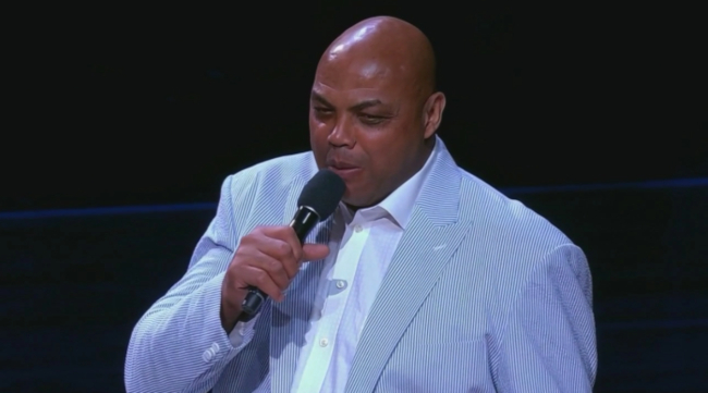 Charles Barkley Told A Great Story About The First Time He Met Dirk Nowitzki