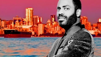 Comedian Baron Vaughn Introduces You To His Vancouver (As Long As You Don't Call It 'The Couv')