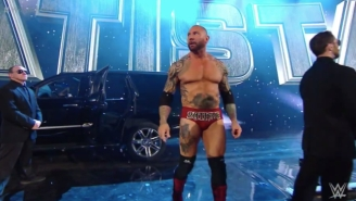 Dave Bautista Officially Retired From Wrestling After WrestleMania 35