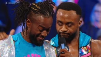 Big E Of The New Day Has Suffered An Injury And Will Miss Time