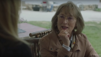 The 'Big Little Lies' Teaser Finds Meryl Streep Out To Get The 'Monterey Five'