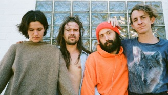 Big Thief Previewed Their Upcoming Album With The Fingerpicked Beauty Of 'Cattails'