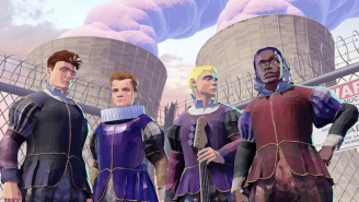 Black Midi Shared Their Skewed Punk Version Of Pop Music On The New Single 'Talking Heads'