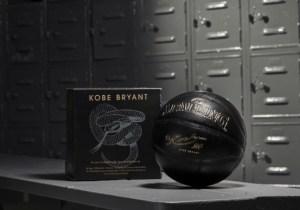 Spalding Will Release A Snakeskin-Inspired Basketball To Honor Kobe Bryant