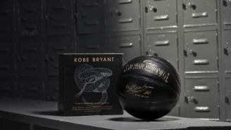 Spalding Will Release A Snakeskin-Inspired Basketball To Honor Kobe Bryant