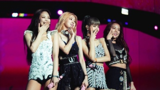 Blackpink Tried Not To Flinch And Performed 'Kill This Love' On 'The Late Late Show'