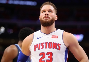 Blake Griffin Could Reportedly Miss The Entire Bucks Series Due To His Knee Injury