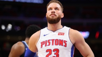 Blake Griffin Thanked Pistons Fans On Instagram For 'Embracing Me And Our Team'