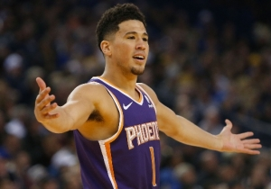 Devin Booker And Joakim Noah Disagree Over Whether Double Teams Belong In An Open Gym