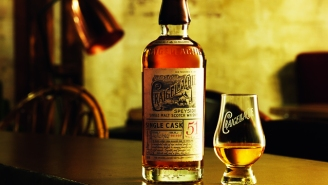 You Could Try A $25,000 Scotch For Free At A Pop-Up Bar Next Month