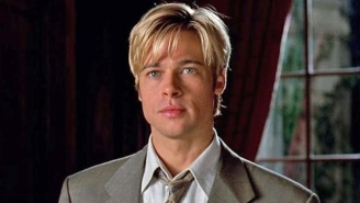 Brad Pitt's 'Meet Joe Black' Has Gone Viral 20 Years Later, And Yes, It's All About *That* Insane Scene