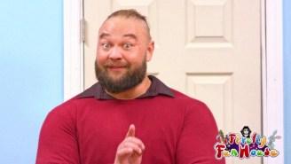 Watch Bray Wyatt's Bizarre New Persona's Debut From WWE Raw