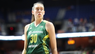Reigning WNBA MVP Breanna Stewart Suffered An Ugly Injury In The Euroleague Title Game