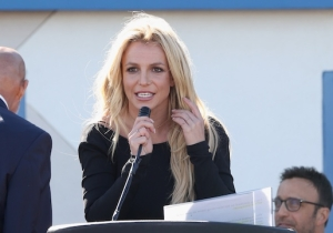 Fans Who Believe Britney Spears Is Being Kept Against Her Will In A Treatment Facility Held A Protest