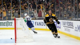 A Bruins Empty-Netter In The Final Second Sent Bettors Scrambling In Game 7