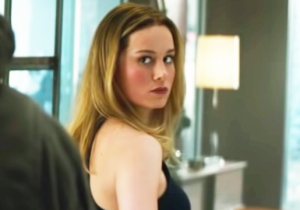 Captain Marvel's Makeup In 'Avengers: Endgame' Receives An Official Russo Brothers Explanation