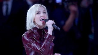 Carly Rae Jepsen Misses Somebody Special On The Upbeat, Disco-Inspired Single 'Julien'