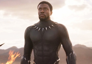Chadwick Boseman Knows Exactly How To Field Questions About 'Black Panther 2'