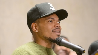 Chance The Rapper Teases A Boisterous Gospel Rendition Of The 'All That' Theme Song