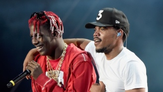 Chance The Rapper And Lil Yachty Trade Verses Over A Bass-Heavy Beat On 'Atlanta House Freestyle'