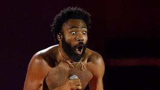 A Fan Tried To Sell Childish Gambino's Half-Smoked Blunt From Coachella On Ebay For $1000