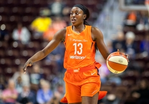 The Connecticut Sun Traded All-Star Chiney Ogwumike To The Los Angeles Sparks