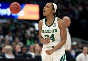 Chloe Jackson Led Baylor Over Notre Dame In A Thrilling National Championship Game
