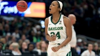 Chloe Jackson Led Baylor Over Notre Dame In A Thrilling National Championship Game
